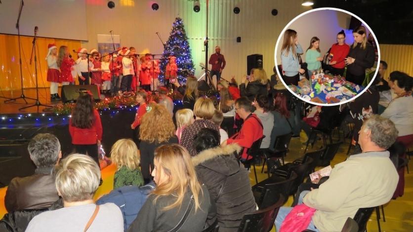 Božićni sajam uz pjesmu bakarskih mališana