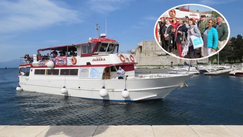 Turističkim brodom iz Opatije do Kraljevice i Bakra