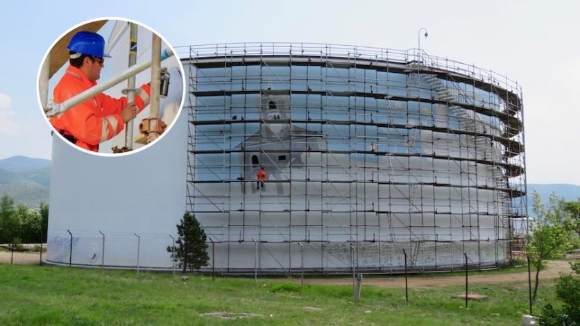 Ogromni mural krasit će Inin spremnik u Kostreni