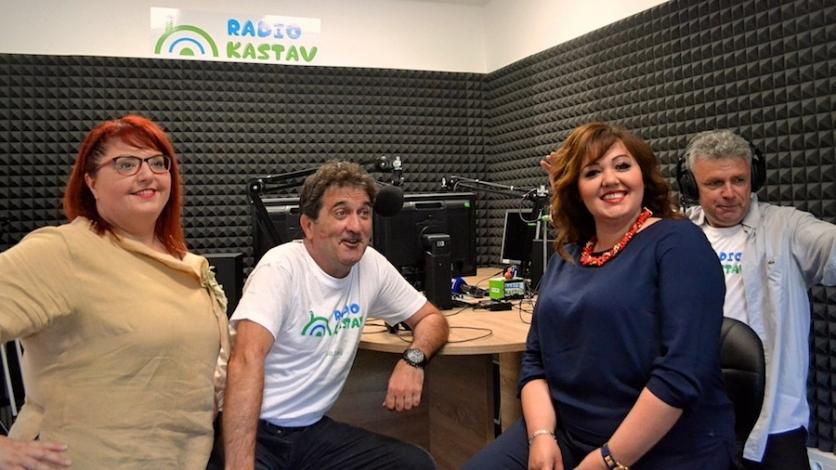 Radio Kastav, radio za svaki dan, počeo s emitiranjem