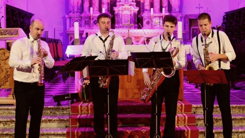 """Papandopulo kvartet"" u crkvi sv. Jelene Križarice"
