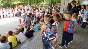 Kraljevički učenici ponovno u školi, na jesen kreću radovi