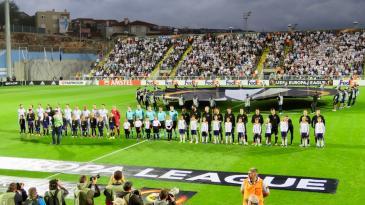 Riječani porazom od AEK-a otvorili Europsku ligu