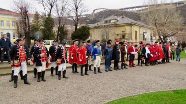 Povijesne postrojbe hrvatske vojske okupile se u Bakru