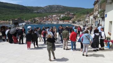 Turisti ove sezone iz Opatije brodom stižu u Bakar