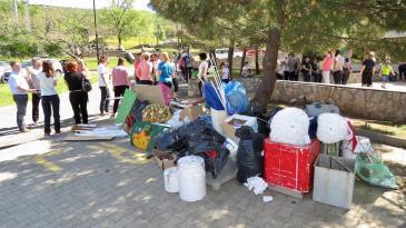 40 kubika krupnog otpada prikupljeno u Kostreni