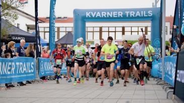 """Više od 300 trkača trčalo je po """"grobničkim Alpama"""""""