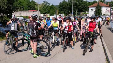 Dvjestotinjak biciklista na Proljetnoj biciklijadi Grobnik