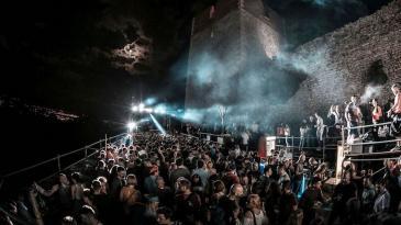 Ljetni party na Trsatskoj gradini
