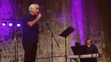 Joso Butorac i klapa Vinčace raspjevali Crekvinu