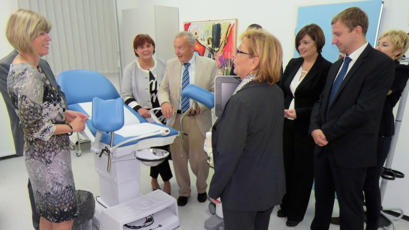 Kostrena dobila novu ginekološku ambulantu