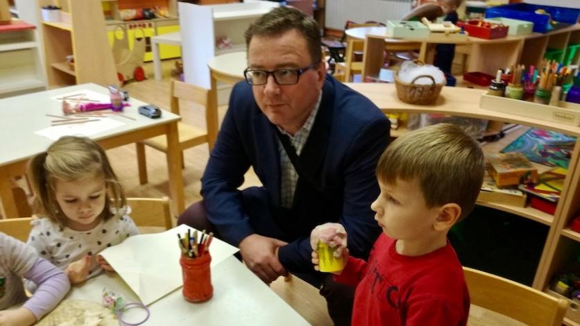Kraljevičke mališane razveselio posjet gradonačelnika