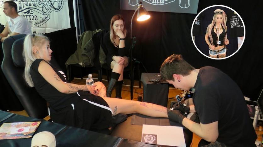 Atraktivna tattoo konvencija u Kostreni