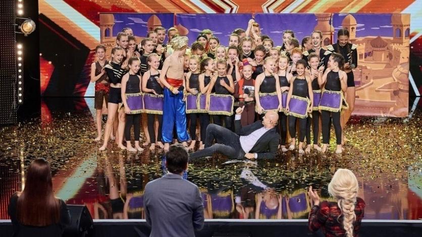 """Zlatni"" Dance Queen izravno u polufinale Supertalenta"