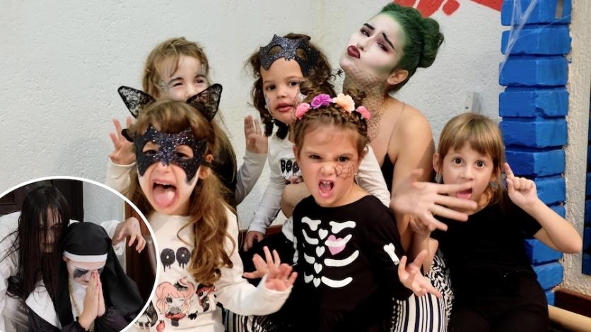 Najmlađi uživali u Halloweenu na Čavlima