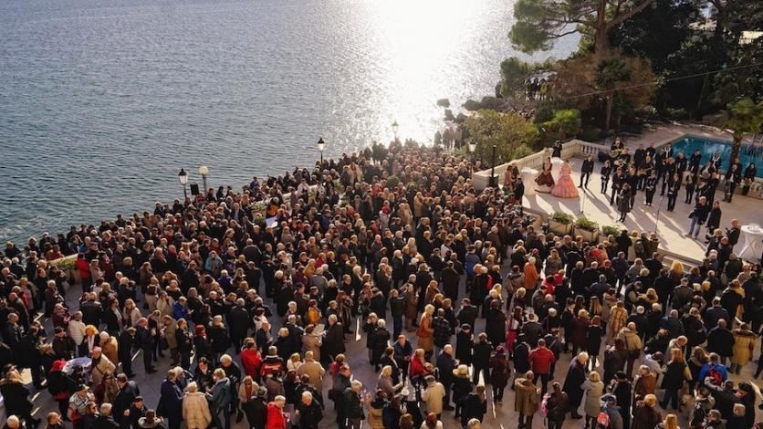 Tisuće feštale kod Šporera i na tržnici