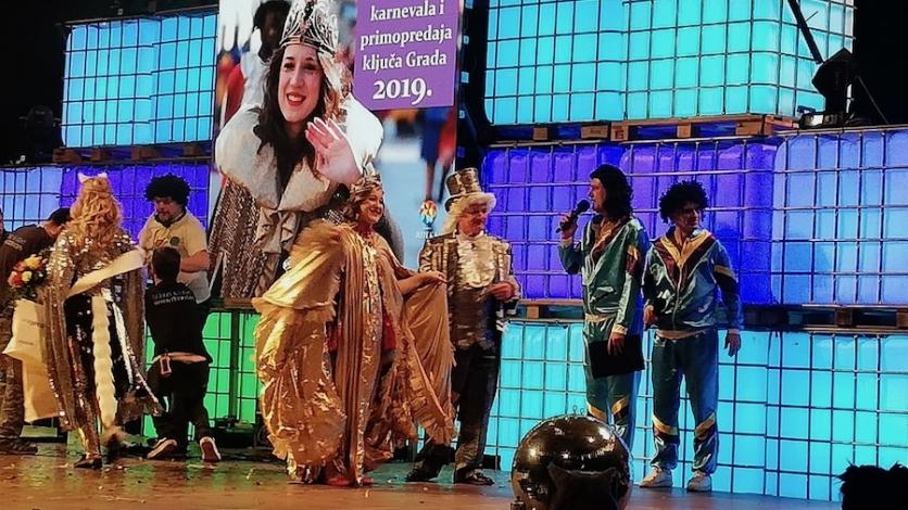 Nikol Marelja nova je kraljica Riječkog karnevala