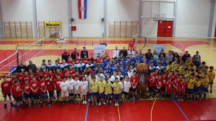 5. Grobnik Volleyball subotu u Mavrincima