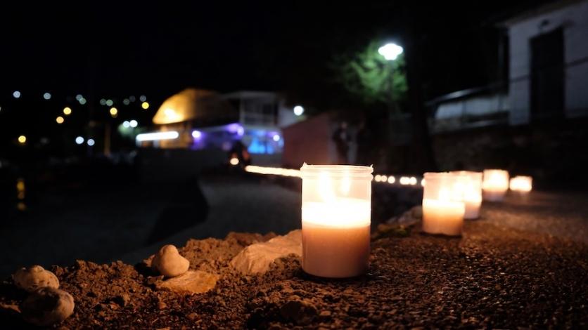 Tisuću svijeća obasjalo Kostrenu