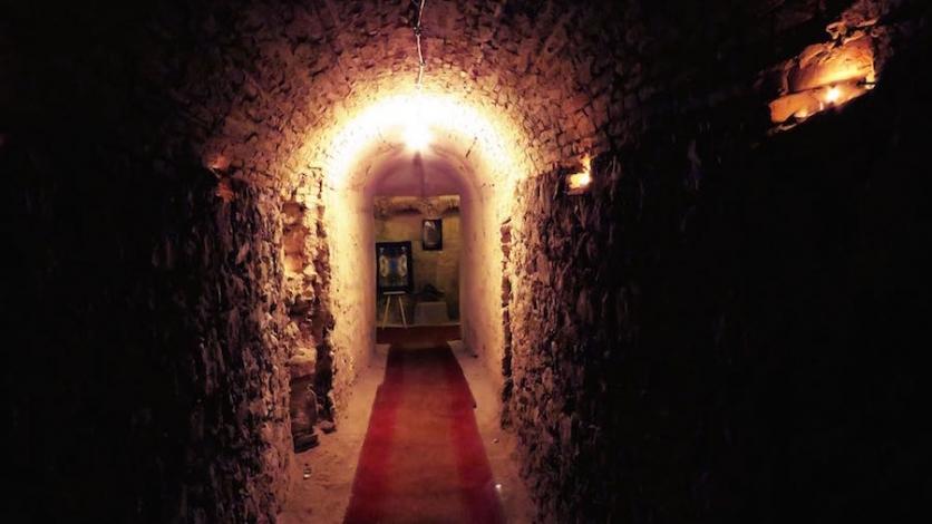 Jeste li znali za tajanstvenu kriptu ispod crkve sv. Andrije?