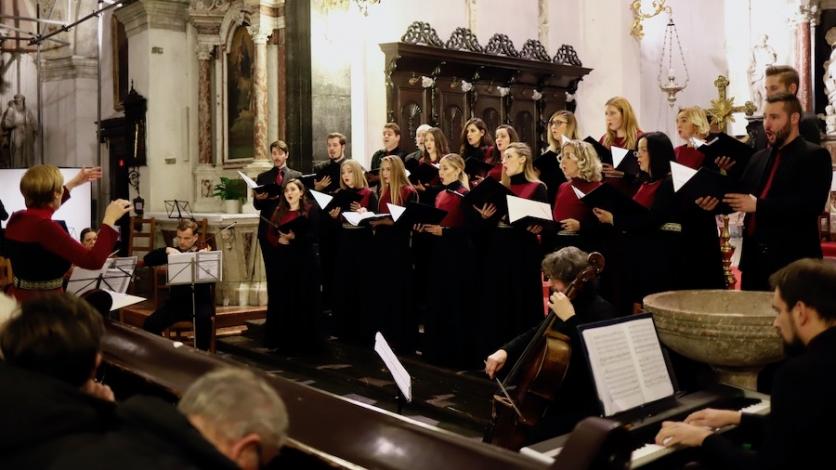Koncert klasične duhovne glazbe u Cerniku