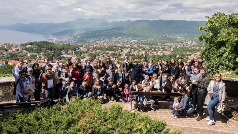 Djeca turistički vodiči goste upoznali s ljepotama Kastva