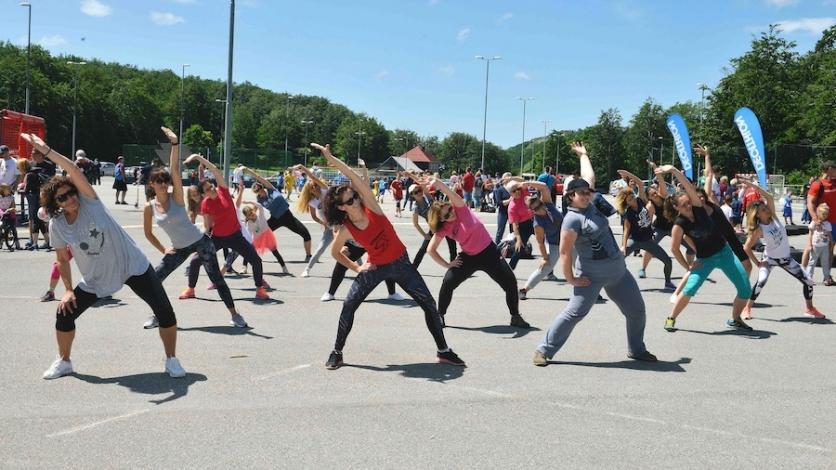 Festival sportske rekreacije u lipnju na Platku