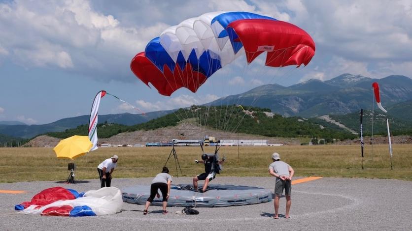 Svjetski padobranski kup ovog vikenda na Grobniku