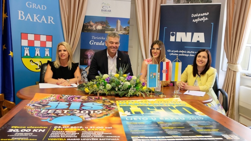 Brojna događanja ovog ljeta čekaju Bakrane i goste
