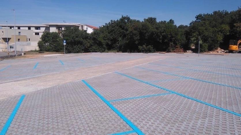 Završeno parkiralište u Svežnju, ostali radovi idu po planu