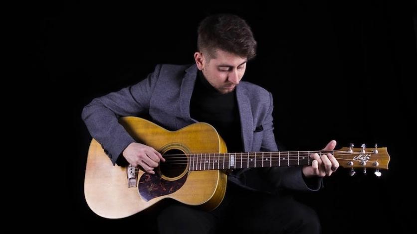 Jedan od najpoznatijih talijanskih gitarista na 28. KKL- u