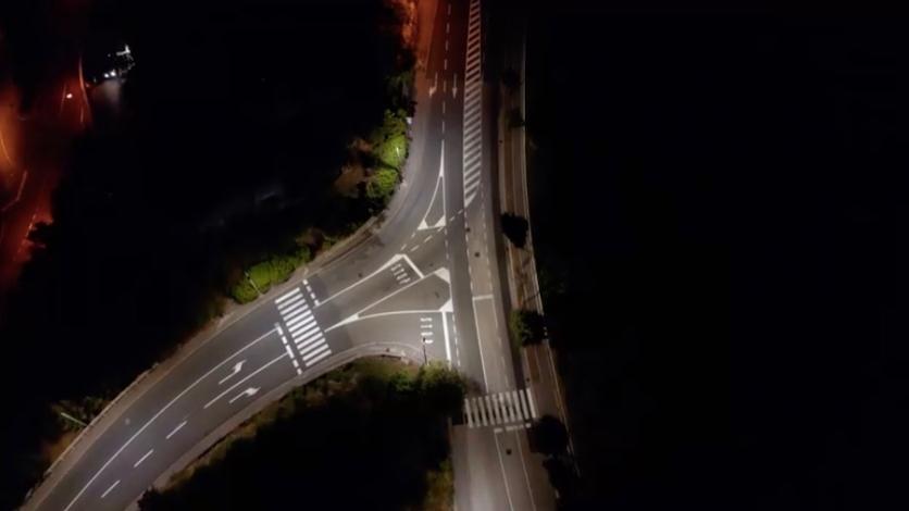 Atraktivna noćna vizura Kastva zahvaljujući LED rasvjeti