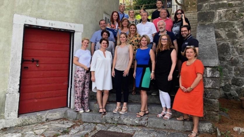 Koordinacija županijskih turističkih zajednica u Kastvu