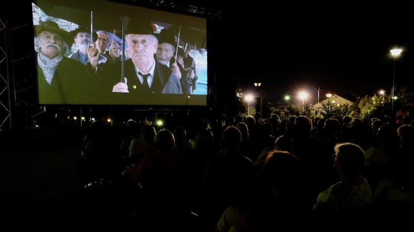 Kino na otvorenom ovog kolovoza u Kostreni