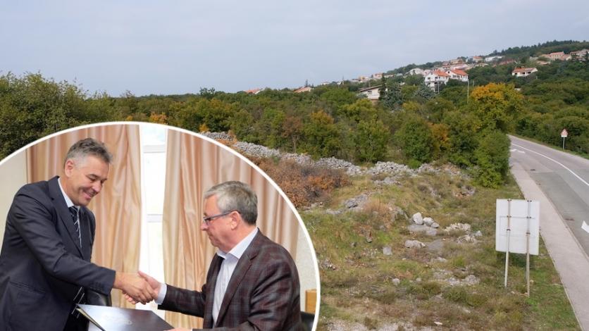 Novi Vatrogasni dom Škrljevo će dobiti kroz 10 mjeseci