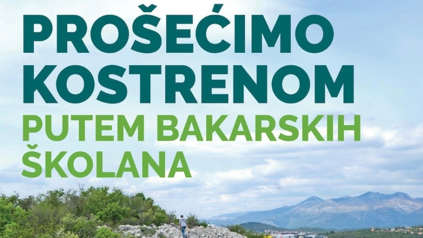"""Prošećimo Kostrenom Putem bakarskih školana"""