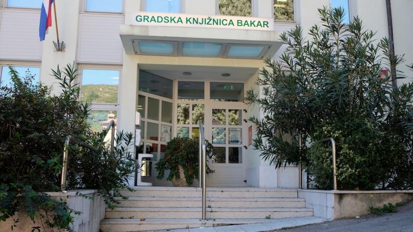 """""""Vedute i krajolici zavičaja"""" u Gradskoj knjižnici Bakar"""