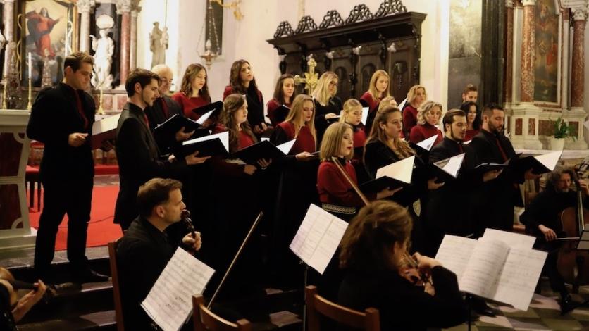 Jedan od najboljih hrvatskih zborova nastupa u Bakru