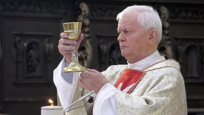 Kastavski župnik Franjo Jurčević služio svoju zadnju misu