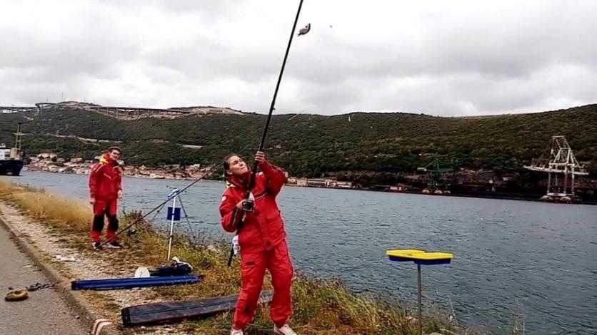 Održan 8. Kup Kostrene u sportskom ribolovu s obale