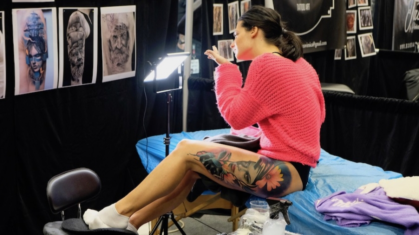 Traži se najbolja fotka s 9. Rijeka Tattoo Expo- a