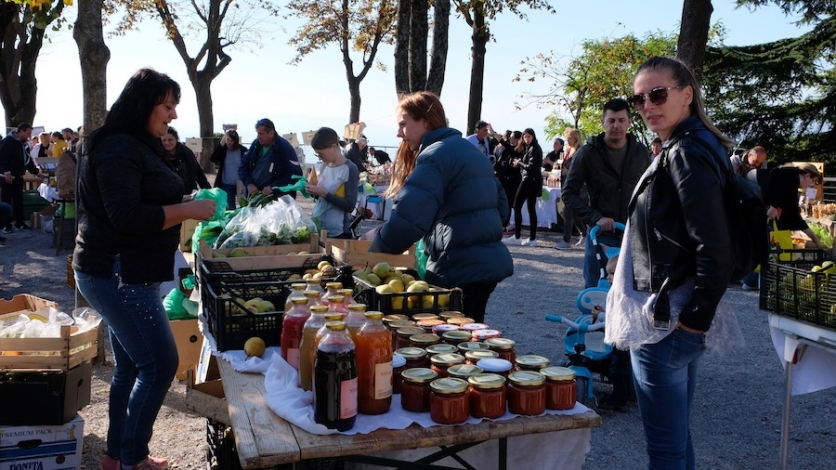 """Zeleni Kastav"" uz kuhano vino i Doriana Rubešu"