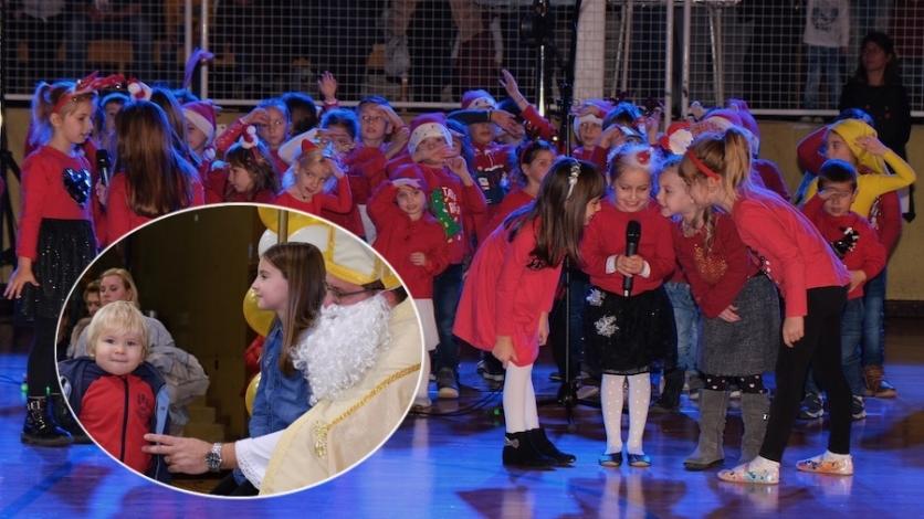 Kraljevički mališani pripremili doček za svetog Nikolu