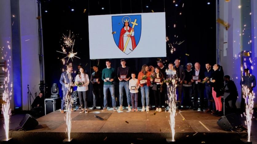 Izbor najboljih sportašica i sportaša grada Kastva