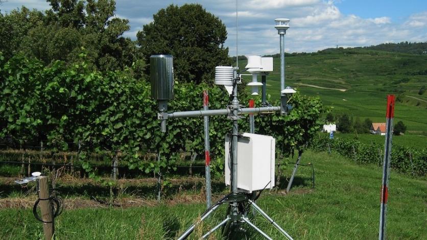 Radionica izrade meteorološke stanice na Praputnjaku
