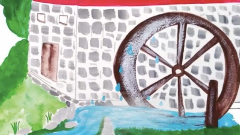 Predstavljena zvučna slikovnica Grobnički mlin