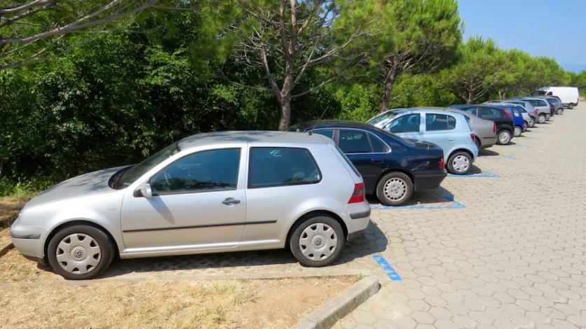 Naplata parkirališta u Kostreni kreće s 1. lipnja
