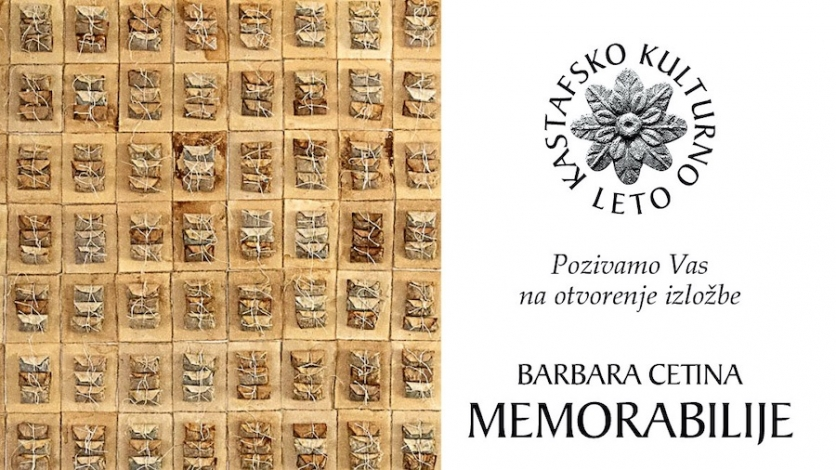 """""""Memorabilije""""Barbare Cetina u kastavskoj Trojici"""
