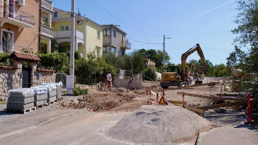 Kraljevička ulica Podbanj uskoro bi trebala biti završena