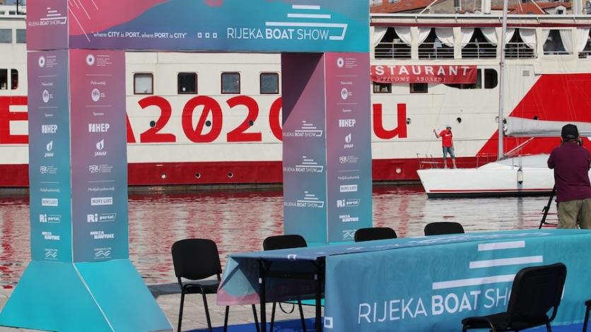 Sve je spremno za ovogodišnje izdanje Rijeka Boat Showa